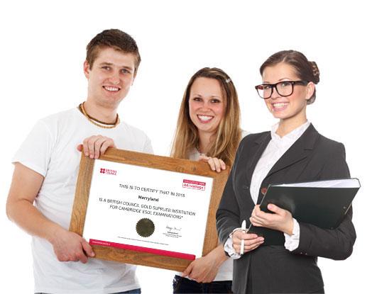 Merryland škola dobitnik je zvaničnog sertifikata britsh council za 2015. i 2016. godinu